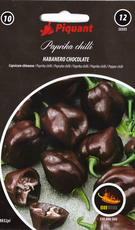 Chilli paprička HABANERO CHOCOLATE