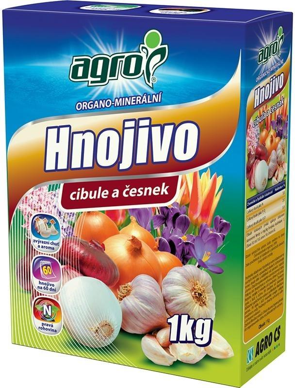 Hnojivo na cibule a česnek od Agra 1 kg