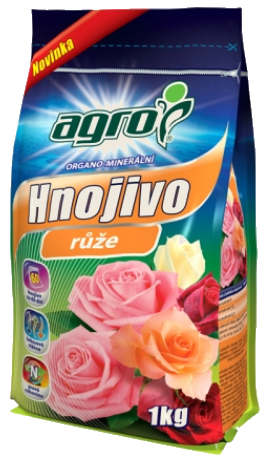 Hnojivo růže Agro 1kg